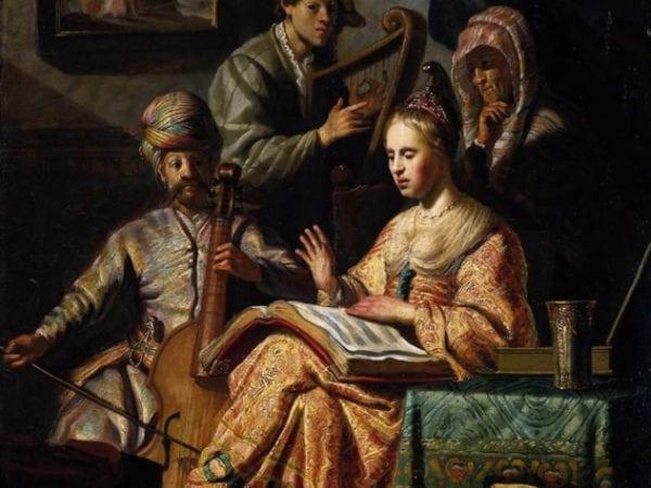 Rembrandt musici